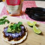 paleo tacos with homemade guacamole