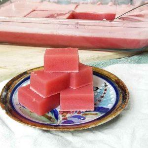 strawberry gelatin gummies recipe