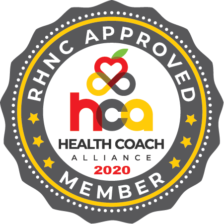 health coach alliance RHNC member seal image