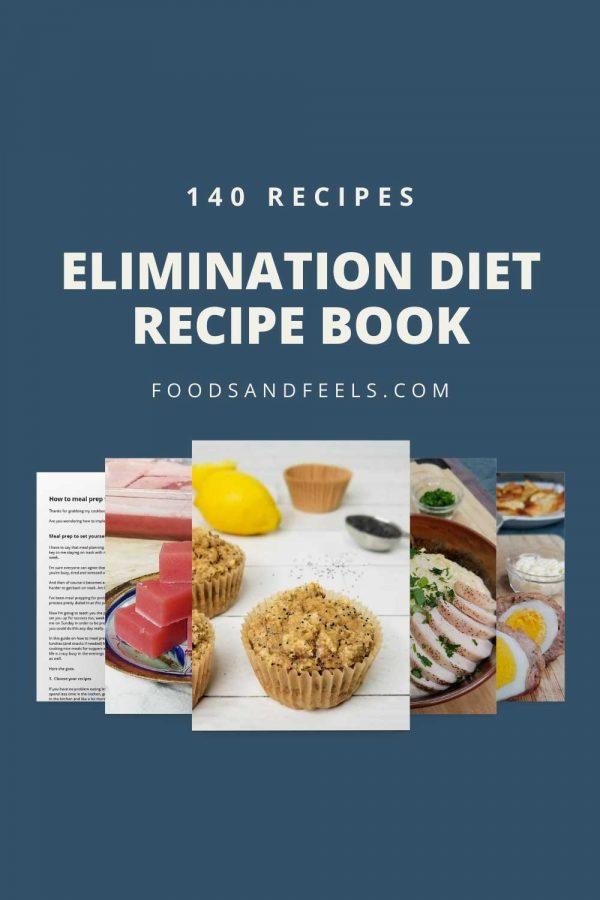 elimination diet recipe book