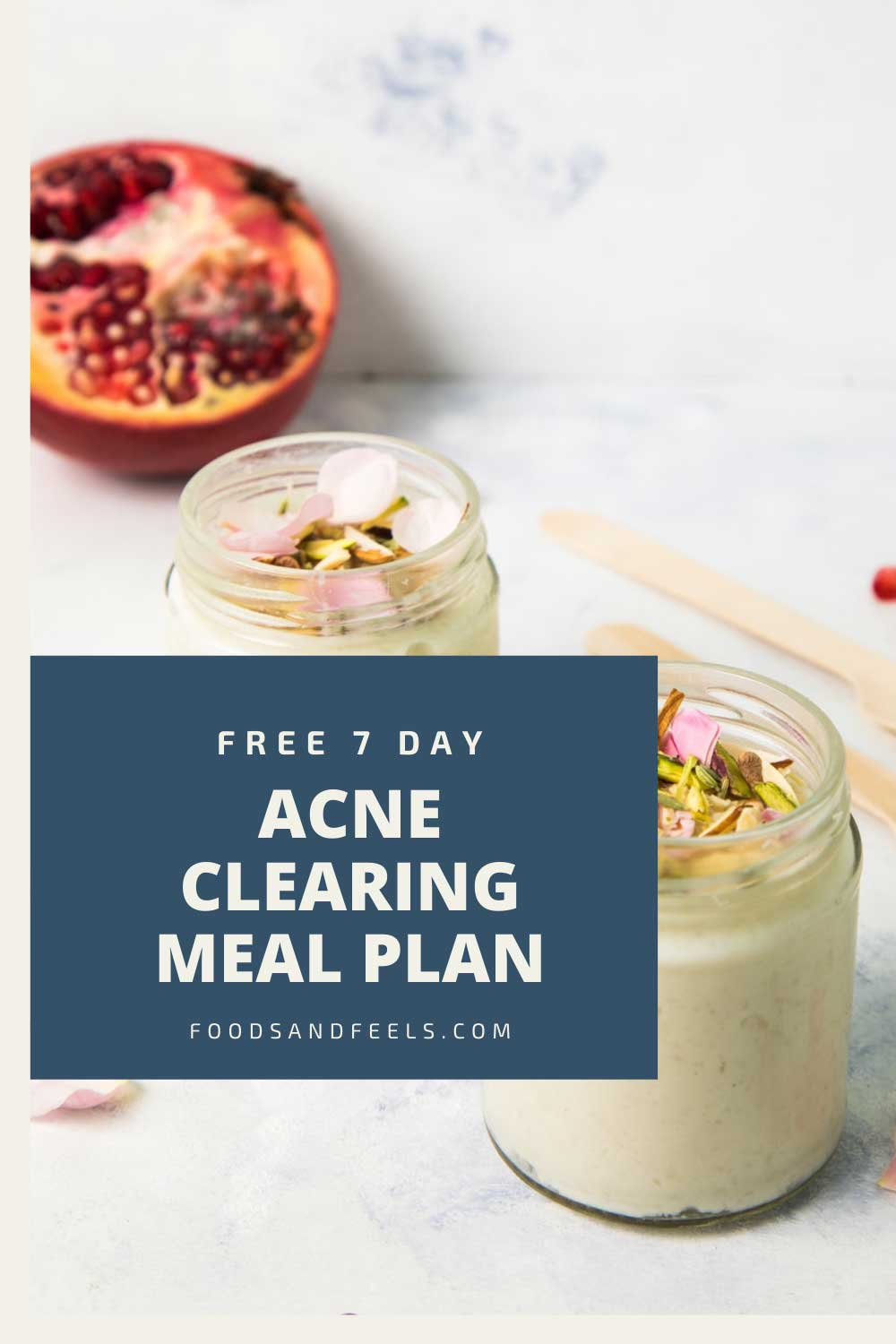 Free 7 day acne clearing and hormonal balancing meal plan