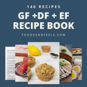 gluten free dairy free egg free recipe book