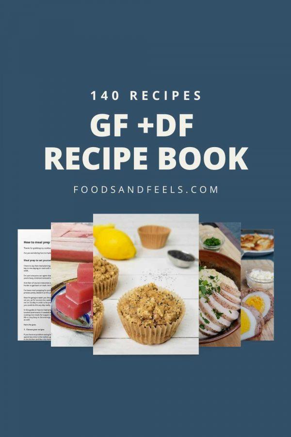 gluten free dairy free recipe book