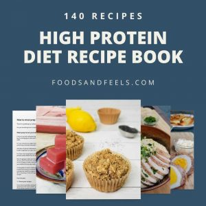 high protein diet recipe book