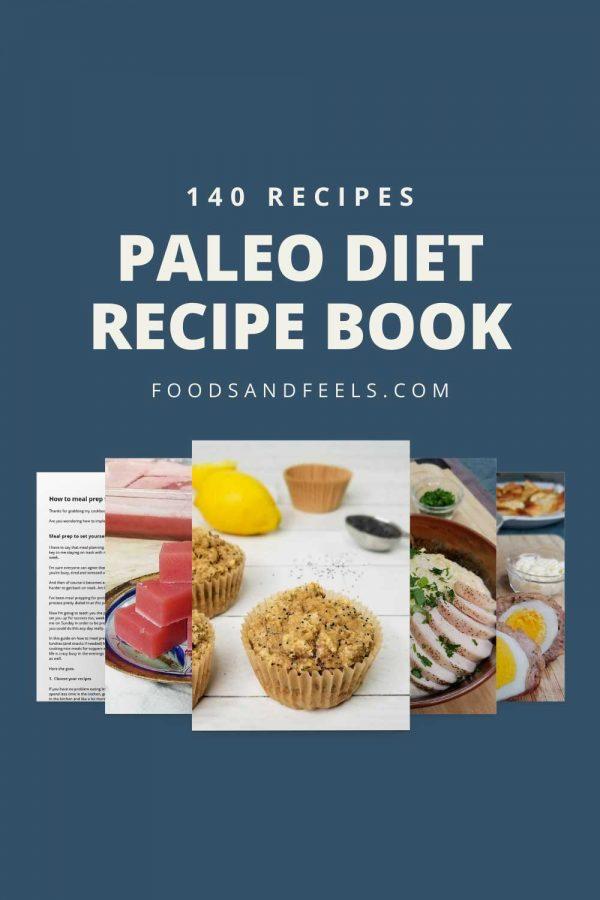 paleo diet recipe book