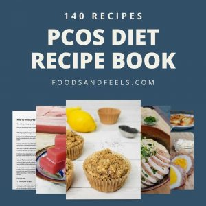 polycystic ovarian syndrome recipe book