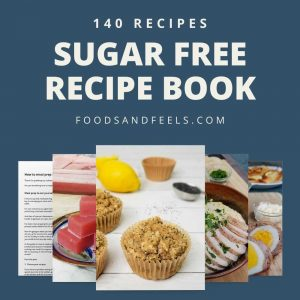 sugar free recipe book