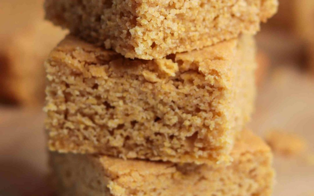 Cornbread recipe (gluten & dairy free)